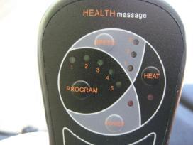 Masažuoklis universalus masažuojantis ir šildantis - nuotraukos Nr. 4