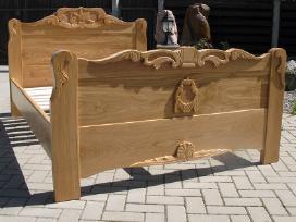 Jaunavedžių lova - nuotraukos Nr. 2