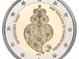 Proginės 2 Euro Monetos 2 Eurai