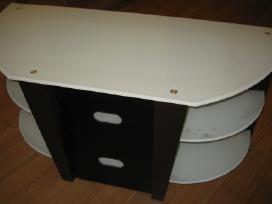 Išskirtinio dizaino TV staliukas