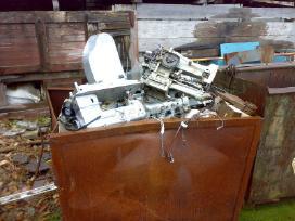 Perkame siuvimo pramonės įrengimus. - nuotraukos Nr. 5