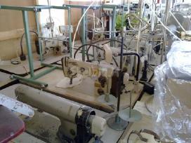 Perkame siuvimo pramonės įrengimus. - nuotraukos Nr. 7