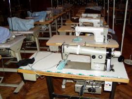 Perkame siuvimo pramonės įrengimus. - nuotraukos Nr. 2