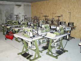 Perkame siuvimo pramonės įrengimus. - nuotraukos Nr. 8