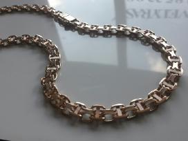 Auksine grandinele Inkarine x2 70gr.