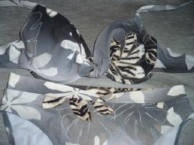 Maudymosi kostiumėlis iš 3-jų dalių