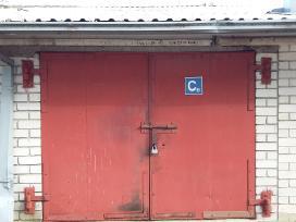 Garažo durys