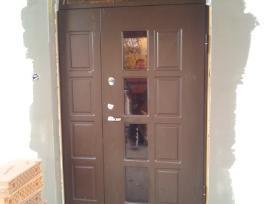 Šarvuotos durys butams, namams, laiptinėms