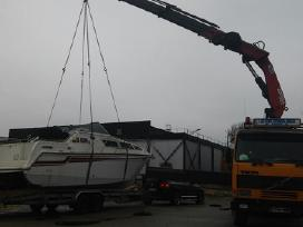 Laivu pervezimas fiskaru - nuotraukos Nr. 3