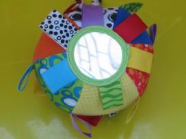 Playgro minkštas kamuolys Loppy Loop
