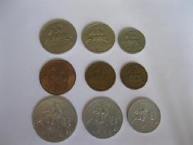 Lietuvos 1991 m. monetos Is Kolekcijos