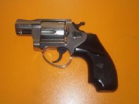 Blow 38 9mm Dujinis Revolveris Nikeliuotas