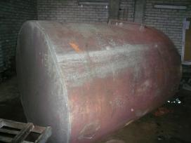 Cisterna,cisternos,bačka,talpa5,5 kub.m. atvežu - nuotraukos Nr. 4