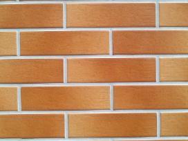 Klinkerio, blokelių mūrijimas,plytelių klijavimas. - nuotraukos Nr. 2