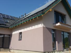 Fasadų šiltinimas, fasadai, fasado apšiltinimas