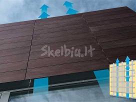 Pastatų , fasadų šiltinimas - nuotraukos Nr. 4