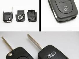 Peugeot raktai 307 407 206 607 207 raktas korpusai - nuotraukos Nr. 10