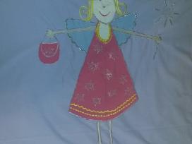 Vaikiškas patalynės užvalkalas,mergaitiškas-5eur