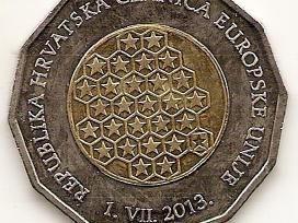 Kroatija 25 kuna 2013 Eu