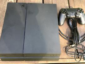 Parduodu ps4 konsole su dviem pultais Ufc2 ir Nba