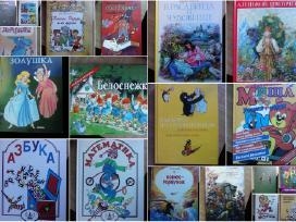 Knygos vaikams rusų kalba, pasakos, žodynai, 1-3€.