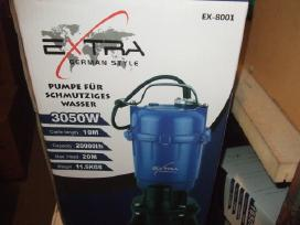 Elektriniai - Fekaliniai- Super kaina