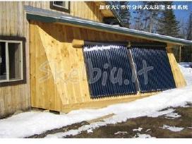 Šilumos siurbliai. Saulės elektrinės. Montavimas - nuotraukos Nr. 9