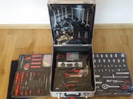 Mega įrankių rinkinys 247 elementai