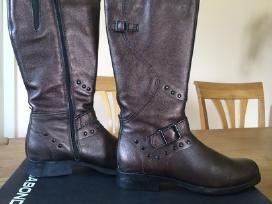 Mažai nešioti žieminiai auliniai batai