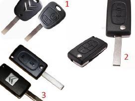 Audi raktas A1 A2 A3 A4 A5 A6 A7 A8 TT Q7 korpusai - nuotraukos Nr. 6