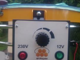 Medsukis elektrinis 220v-12v 4/8 rėmelių