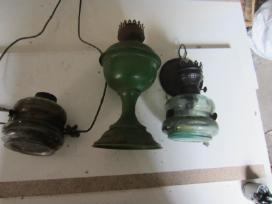 Zibalines lempos, geldos,ventiliatorius,vaza