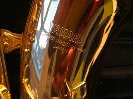 Saksofonas Yamaha Yas-280. Pustukai saksofonams