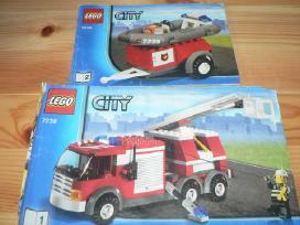 Lego City 7239 gaisrinės automobilis
