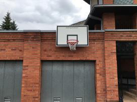 Rimtas krepšinio stovas prie namų - nuotraukos Nr. 10