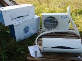 Oro kondicionieriai atlas,coolix,šilumos siurbliai - nuotraukos Nr. 8