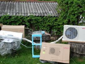 Oro kondicionieriai atlas,coolix,šilumos siurbliai - nuotraukos Nr. 9