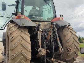 Traktorius Case Mx270 Ardomas Dalimis