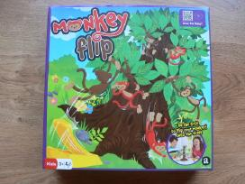 Žaidimas Monkey Flip 3+