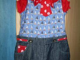 Naujas Next vientisas drabužėlis 11 m. mergaitei