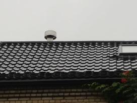 Plieninių stogų-sienų dangų gamyba - nuotraukos Nr. 9