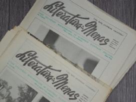 Žurnalai, laikraščiai