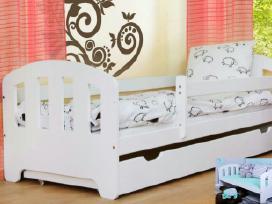 Vaikiškos lovytės su čiužinukais