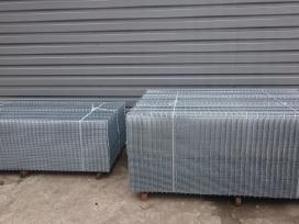 Segmentinės tvoros panelės gera kaina
