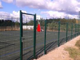 Segmentinės tvoros panelės gera kaina - nuotraukos Nr. 4