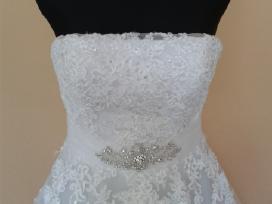 Parduodu Pronovias Barcelona vestuvinę suknelę. - nuotraukos Nr. 3