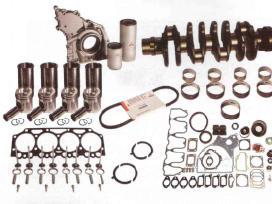 Deutz, varikliai, variklių atsarginės dalys**