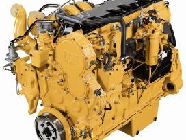 Caterpillar varikliai, variklių dalys, remontas