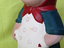 Miela keramikinė bobulytė
