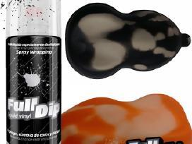 Full Dip Plasti Dip purškiami gumos dažai